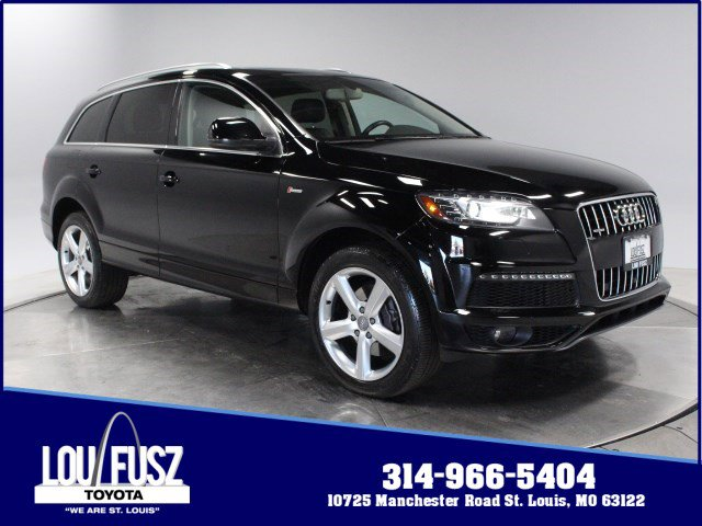 Used 2015 Audi Q7 in St. Louis, MO