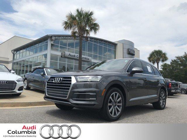 New 2019 Audi Q7 in , SC
