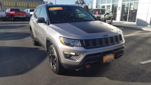 Used 2019 Jeep Compass in Laramie, WY