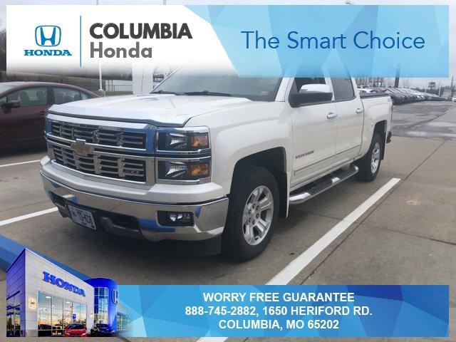 Used 2014 Chevrolet Silverado 1500 in Columbia, MO
