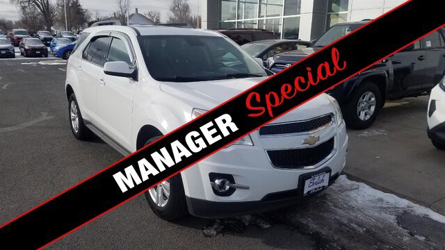 Used 2013 Chevrolet Equinox in Fort Morgan, CO