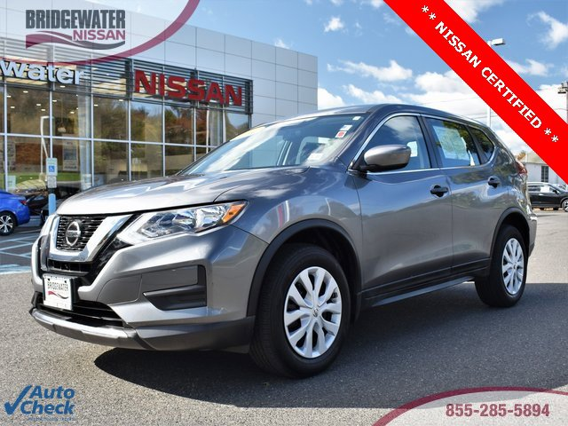 2018 Nissan Rogue S AWD S Regular Unleaded I-4 2.5 L/152 [0]