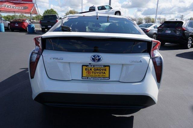Used 2017 Toyota Prius Three