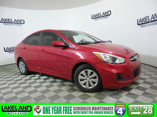 Used 2016 Hyundai Accent in ,