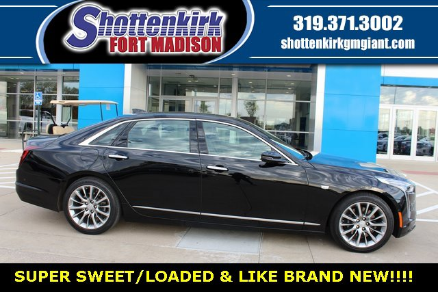Used 2019 Cadillac CT6 in Fort Madison, IA