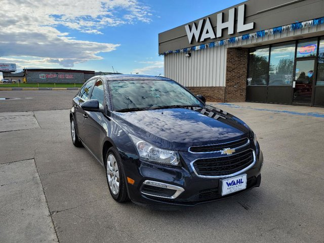 Used 2016 Chevrolet Cruze Limited in Devils Lake, ND