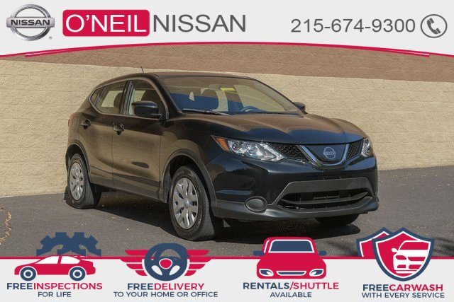 2019 Nissan Rogue Sport S AWD S Regular Unleaded I-4 2.0 L/122 [0]