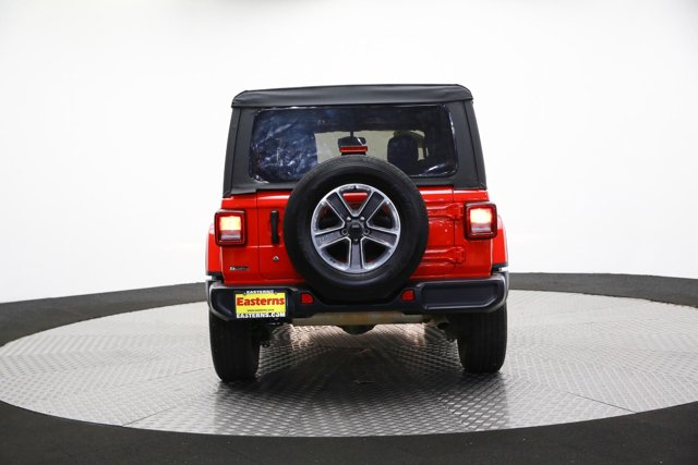 2019 Jeep Wrangler Unlimited for sale 123385 5