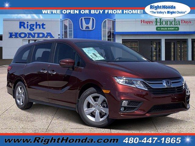 2020 Honda Odyssey EX-L EX-L Auto Regular Unleaded V-6 3.5 L/212 [10]
