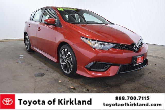 Used 2018 Toyota Corolla iM in Kirkland, WA