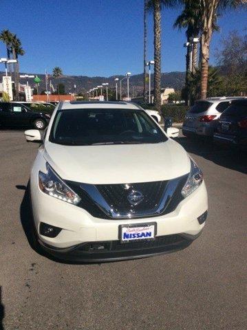 New 2017 Nissan Murano in Santa Barbara, CA