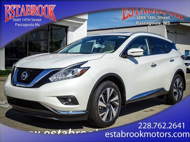 Used 2018 Nissan Murano in Pascagoula, MS