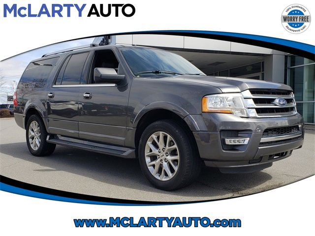 Used 2017 Ford Expedition EL in North Little Rock, AR