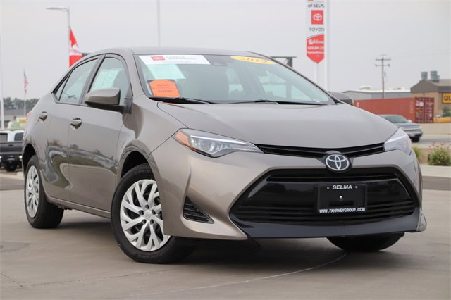 2019 Toyota Corolla L L CVT Regular Unleaded I-4 1.8 L/110 [11]