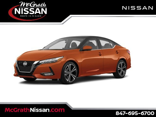 2020 Nissan Sentra SR SR CVT Regular Unleaded I-4 2.0 L/122 [18]