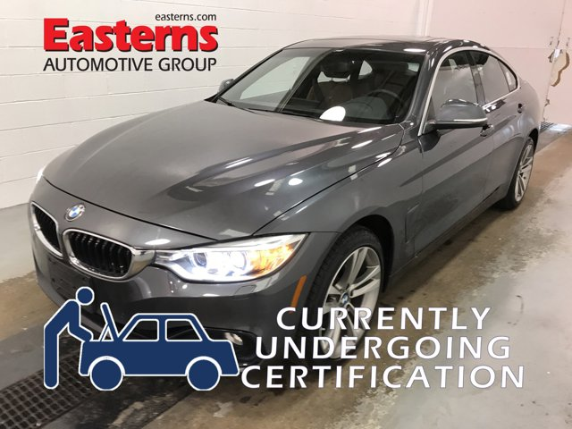 2017 BMW 4 Series 430i xDrive Gran Coupe Hatchback