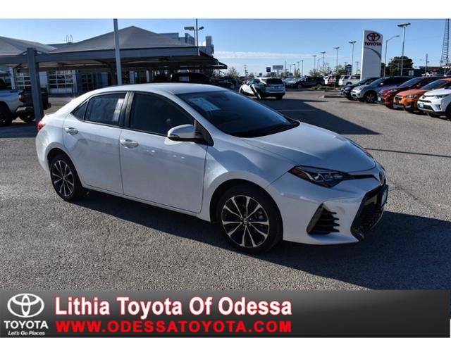 Used 2018 Toyota Corolla in Odessa, TX