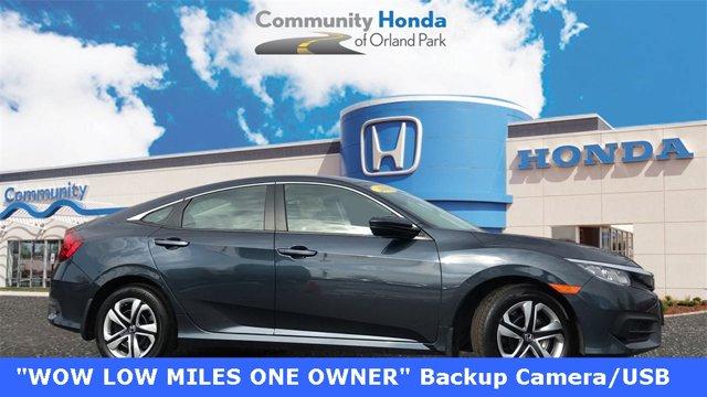 Used 2018 Honda Civic Sedan in Orland Park, IL