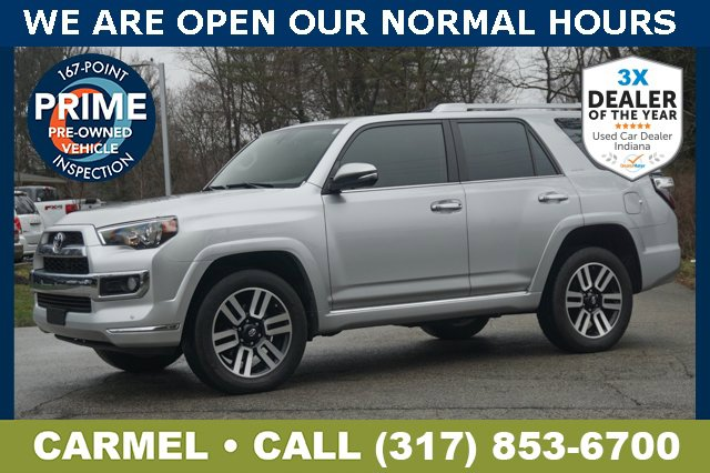 Used 2016 Toyota 4Runner in Indianapolis, IN