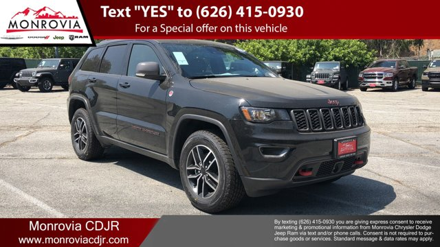 2020 Jeep Grand Cherokee Trailhawk Trailhawk 4x4 Regular Unleaded V-6 3.6 L/220 [16]