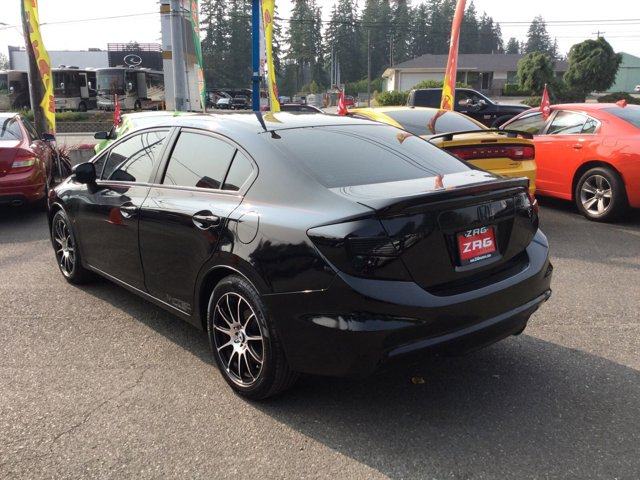 Used 2012 Honda Civic Sdn 4dr Man Si
