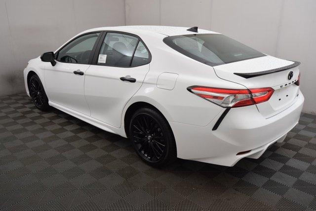 New 2020 Toyota Camry SE Nightshade Auto