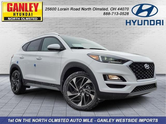 New 2020 Hyundai Tucson in Cleveland, OH