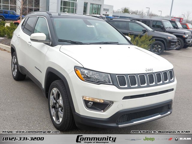 New 2020 Jeep Compass in Bloomington, IN