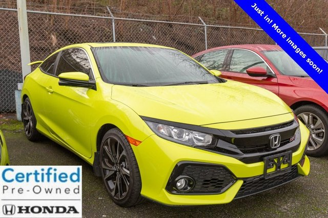 Used 2019 Honda Civic Si Coupe in Olympia, WA