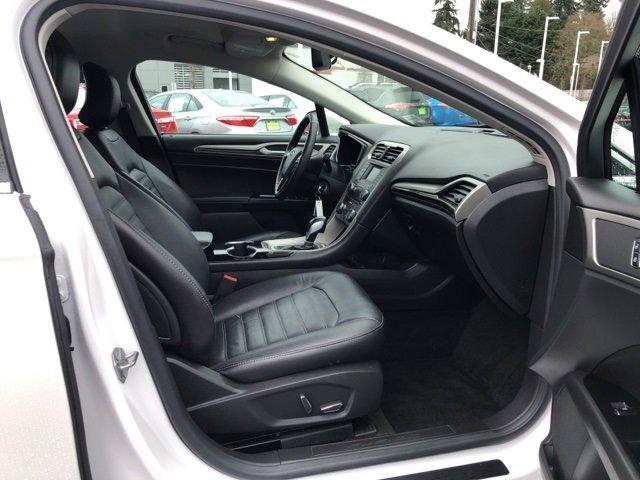 2015 Ford Fusion SE Hybrid