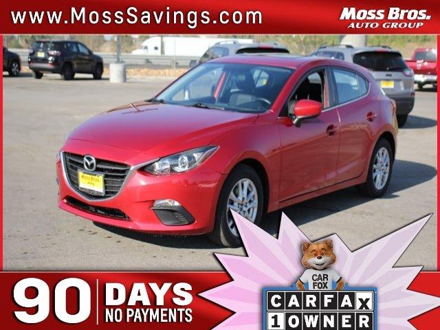 2014 Mazda Mazda3 i Touring 5dr HB Auto i Touring Regular Unleaded I-4 2.0 L/122 [2]