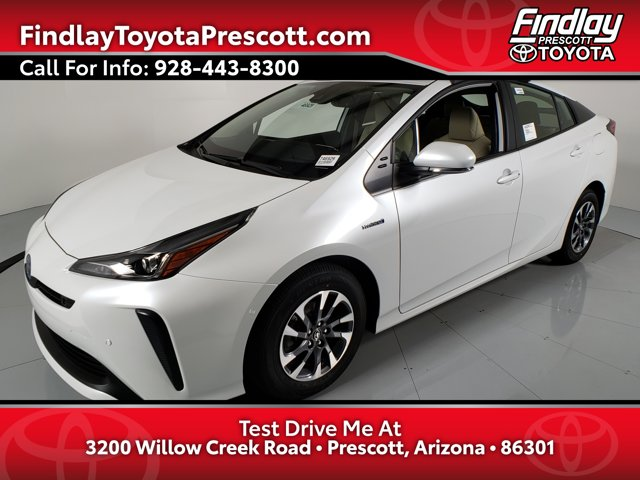 2021 Toyota Prius Limited Limited Gas/Electric I-4 1.8 L/110 [5]