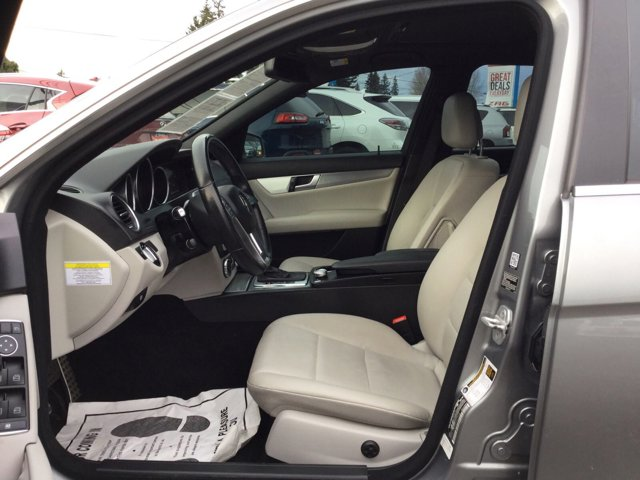 Used 2014 Mercedes-Benz C-Class 4dr Sdn C 300 Sport 4MATIC