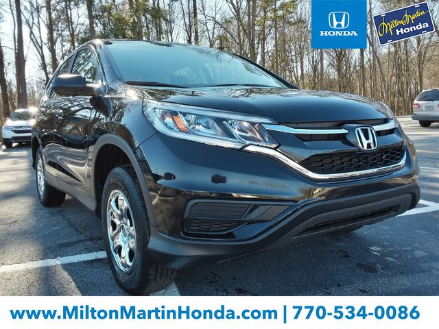 Used 2016 Honda CR-V in Gainesville, GA