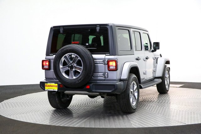 2019 Jeep Wrangler Unlimited for sale 124234 4