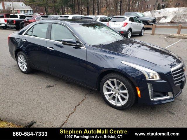 2019 Cadillac CTS Sedan AWD