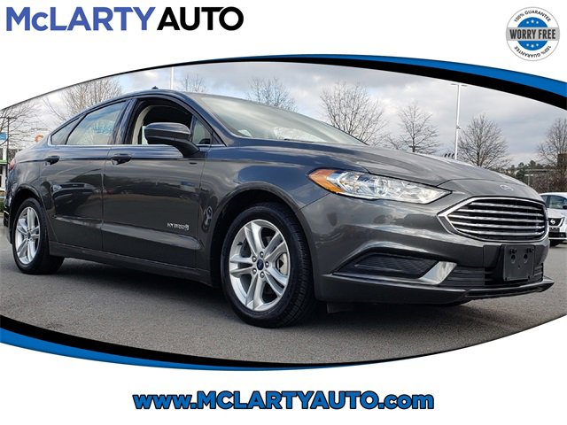 Used 2018 Ford Fusion Hybrid in , AR