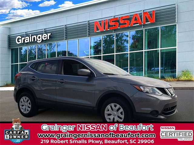 Used 2019 Nissan Rogue Sport in Beaufort, SC