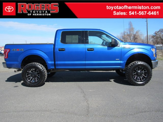 Used 2015 Ford F-150 in Hermiston, OR
