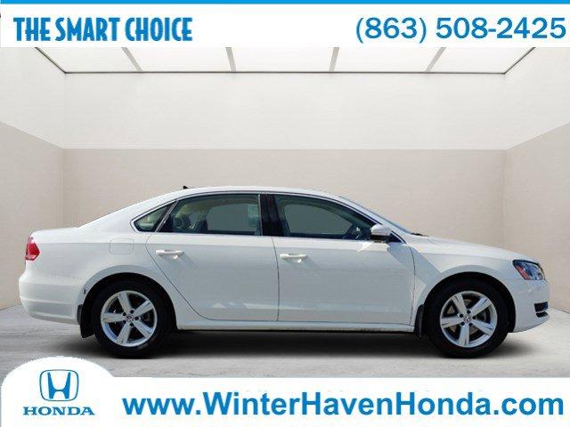 Used 2014 Volkswagen Passat in Winter Haven, FL