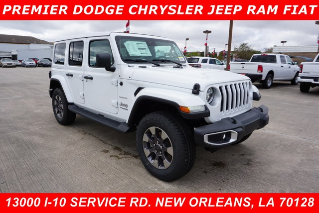 New 2020 Jeep Wrangler Unlimited in New Orleans, LA