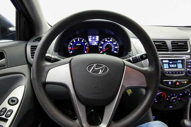 2017 Hyundai Accent for sale 121732 14