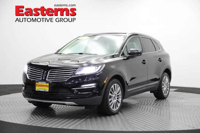 2017 Lincoln MKC Reserve Sport Utility