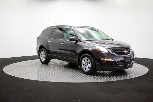 2017 Chevrolet Traverse for sale 123243 46