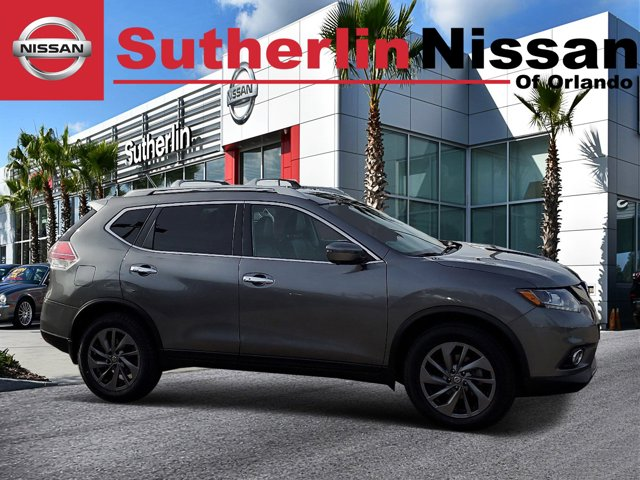 Used 2016 Nissan Rogue in Orlando, FL