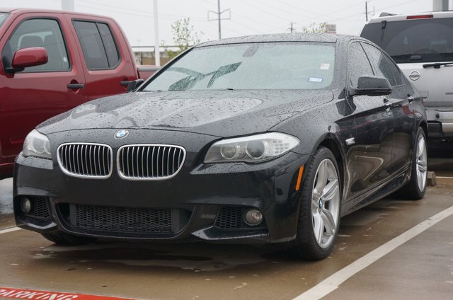 Used 2011 BMW 5 Series in Dallas, TX