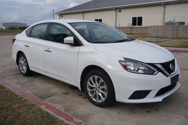 Used 2018 Nissan Sentra in Port Arthur, TX