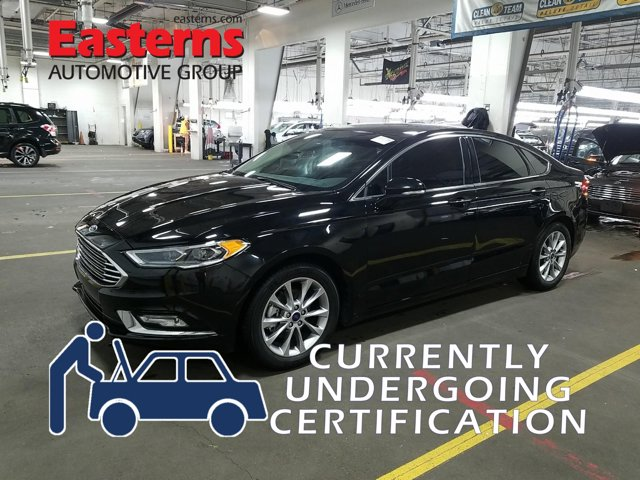 2017 Ford Fusion SE Luxury Technology EcoBoost 4dr Car