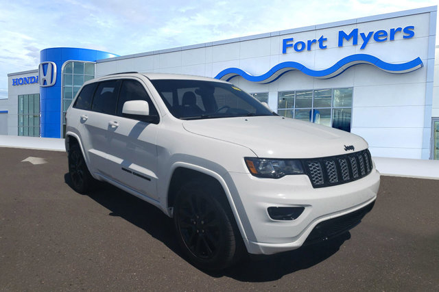 Used 2017 Jeep Grand Cherokee in Fort Myers, FL