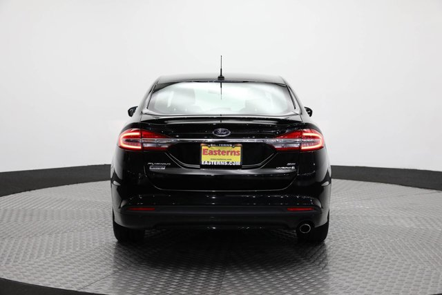 2018 Ford Fusion Hybrid for sale 124604 5